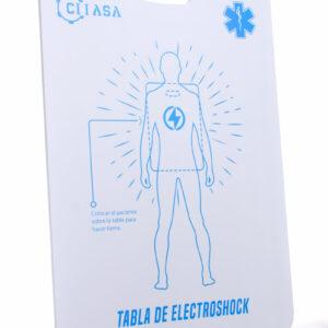 Tabla para electroshock
